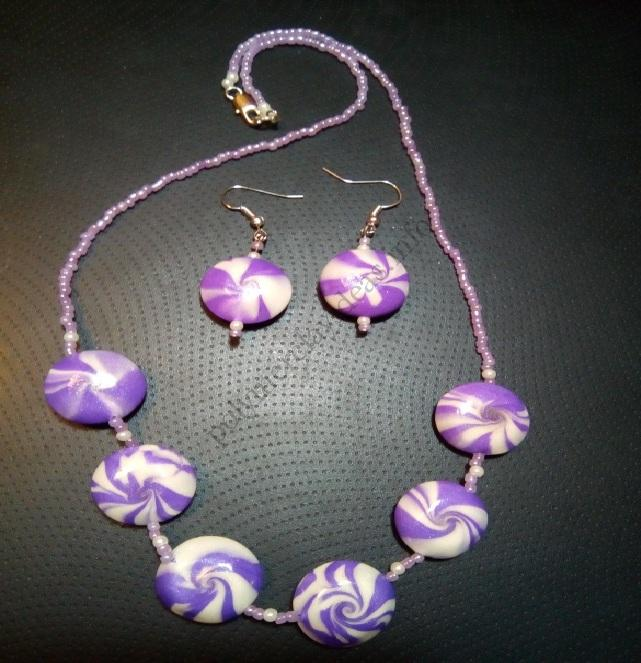 Polymer clay earrings ideas